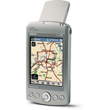Garmin iQue M5 Color PDA GPS
