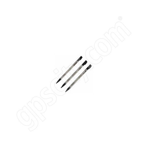 Garmin iQue Metal Stylus 3 Pack