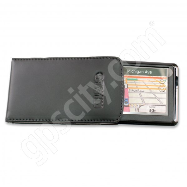 Garmin Nuvi 13xx Leather Slip Case Additional Photo #1