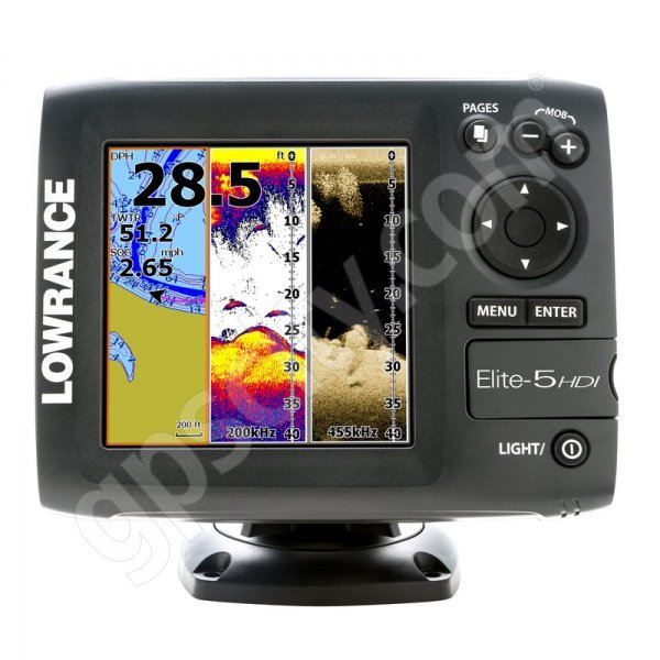 Elite5 HDI with 83 200 kHz and 455 800 kHz Transducer – Lowrance Elite 5x Wiring-diagram