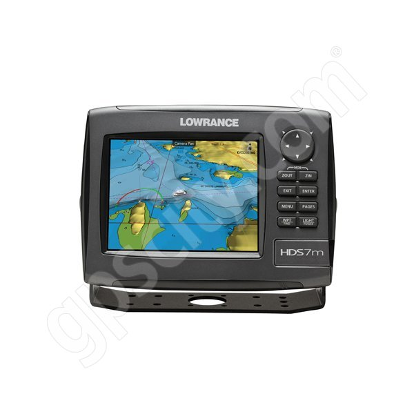 Lowrance HDS-7m Gen2 USA Insight GPS Chartplotter Additional Photo #1
