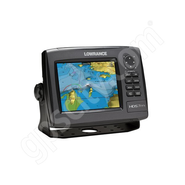 Lowrance HDS-7m Gen2 USA Insight GPS Chartplotter Additional Photo #2