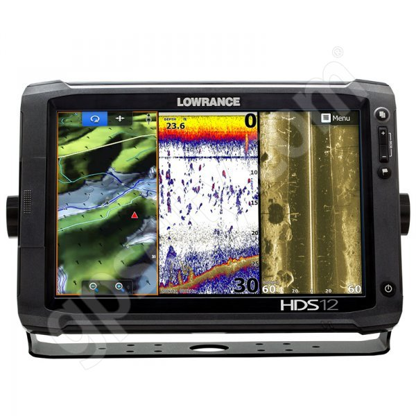 Lowrance HDS-12 Gen2 Touch Insight USA with 83 200 kHz Transducer Additional Photo #1