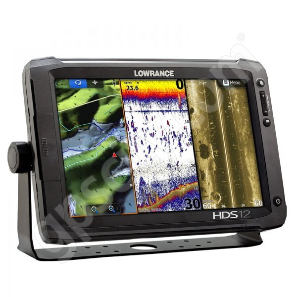 Lowrance HDS-12 Gen2 Touch Insight USA with 50 200 kHz Transducer Additional Photo #2