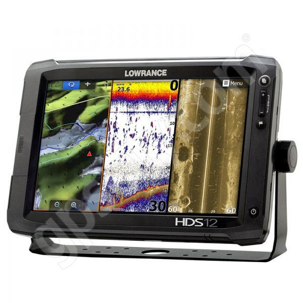 Lowrance HDS-12 Gen2 Touch Insight USA with 83 200 kHz Transducer