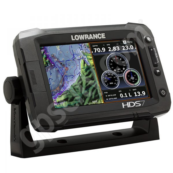 Lowrance HDS-7 Gen2 Touch Insight USA with StructureScan HD Bundle Additional Photo #4