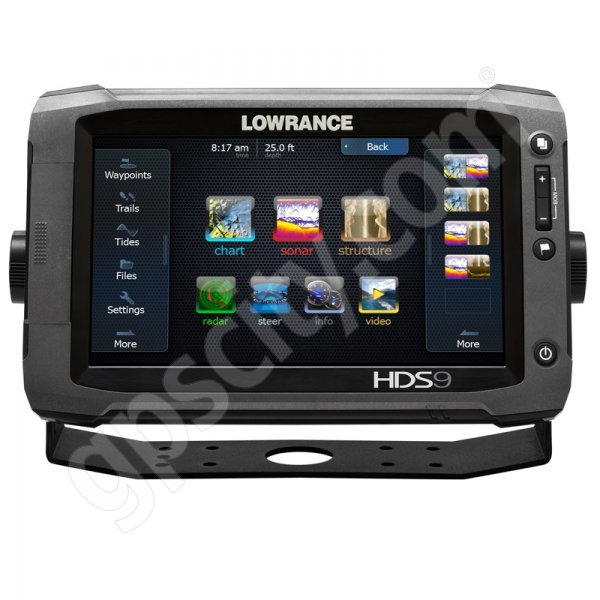 Lowrance HDS-9 Gen2 Touch Insight USA with 83 200 kHz Transducer Additional Photo #1