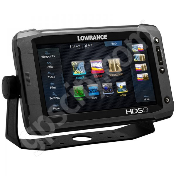 Lowrance HDS-9 Gen2 Touch Insight USA with 50 200 kHz Transducer Additional Photo #2