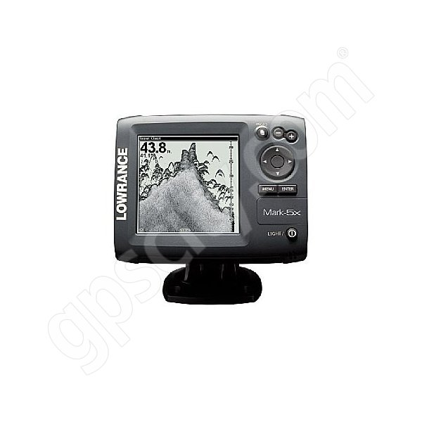 Lowrance Mark-5x Fishfinder Mono Additional Photo #1
