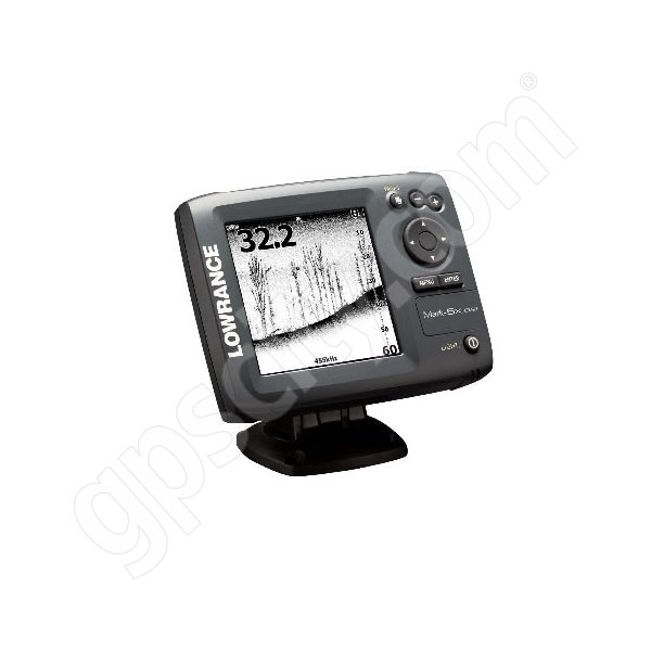 Lowrance Mark-5x DSI Portable Fishfinder Mono Additional Photo #2