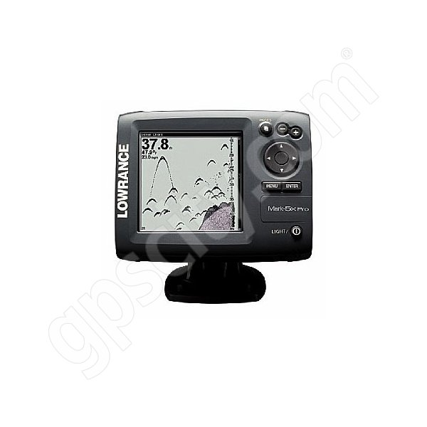 Lowrance Mark-5x Pro Fishfinder Mono Additional Photo #1