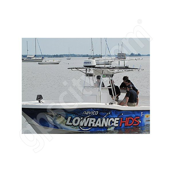 Lowrance 3G Broadband Radar Kit Additional Photo #2