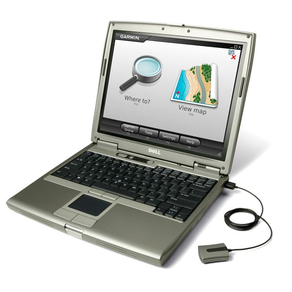 Garmin Mobile PC Europe DVD