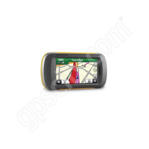 Garmin Montana 600 with Canada Topo DVD Additional Photo #1