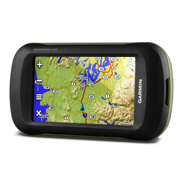 Garmin Montana  Motorcycle Street Mapping Bundle Additional Photo
