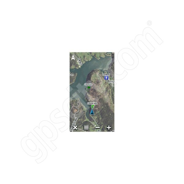 Garmin Montana 650 with US 100K Topo Additional Photo #9