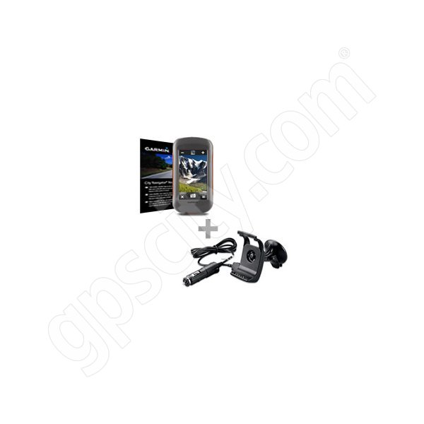 Garmin Montana 650 Automotive Bundle