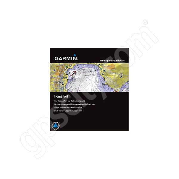 Garmin HomePort Software microSD with SD Adapter