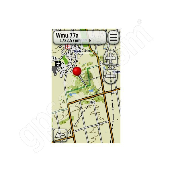 Backroad GPS Maps Vancouver Island microSD with SD Adapter Additional Photo #3