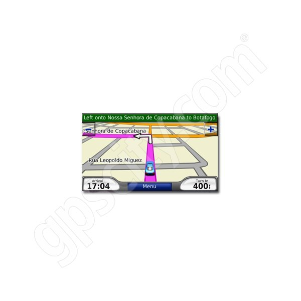 Garmin microSD City Navigator Brazil NT 2011 Card with SD Adapter Additional Photo #2