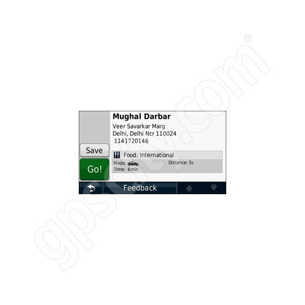 Garmin microSD City Navigator India NT Card Additional Photo #3