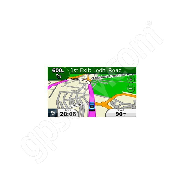 Garmin microSD City Navigator India NT Card Additional Photo #4