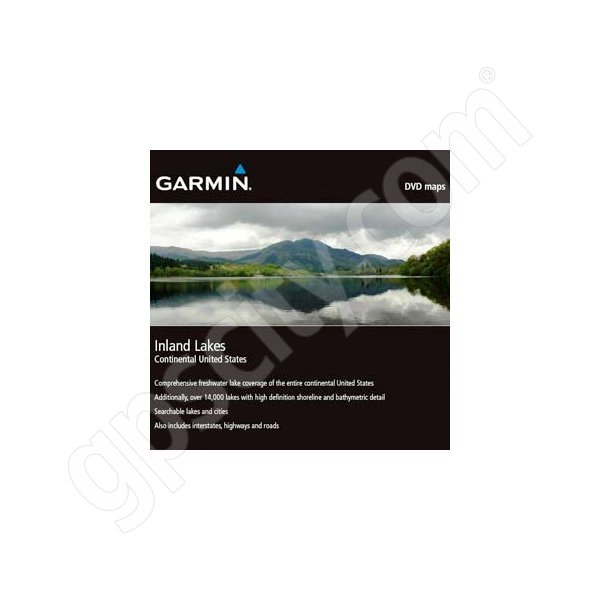 Garmin U.S. Inland Lakes Full Coverage microSD with SD Adapter Additional Photo #1