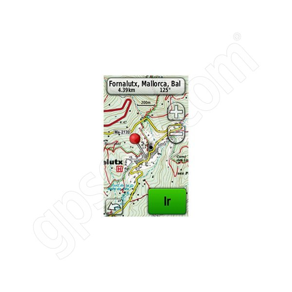 Garmin TOPO Alpina Espana Mallorca Tramuntana microSD Card Additional Photo #1