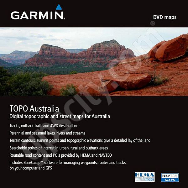 Garmin microSD TOPO Australia Additional Photo #4