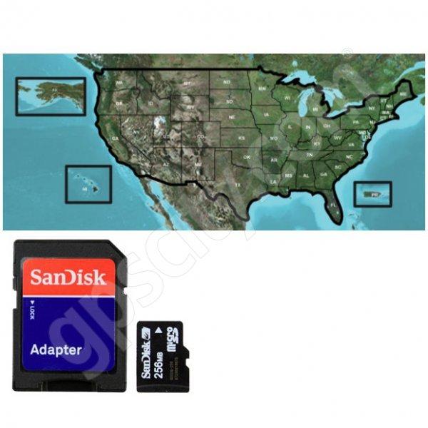 Garmin Topo Us 100k Microsd Card