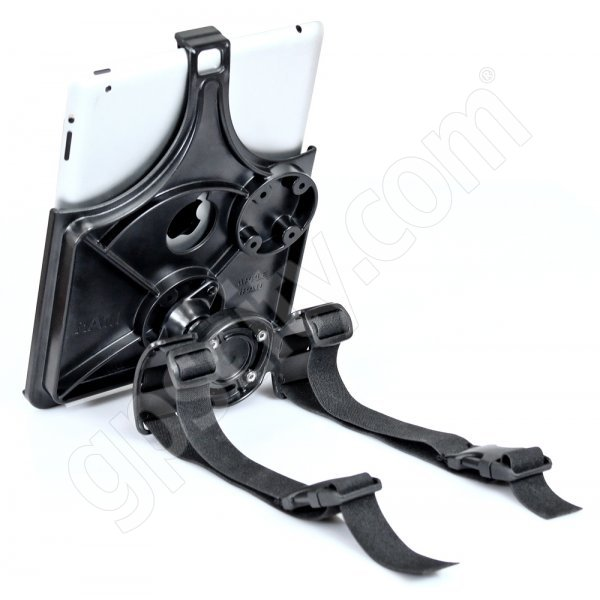 RAM Mount Apple iPad Rotating Leg Body Mount RAM-BM-L1-SB1-AP8U Additional Photo #1