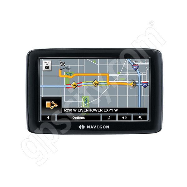 5100 Max Easy Widescreen Navigation with Traffic Updates, Freshmaps, and  Bluetooth