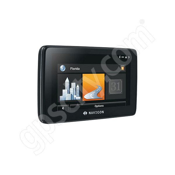 Navigon 7200T Speech Recognition GPS Additional Photo #1