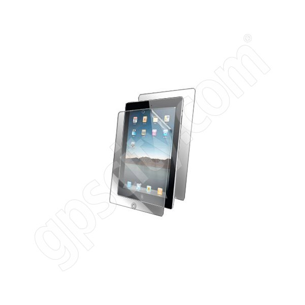 Zagg invisibleSHIELD iPad 3rd Generation Full Body Protector