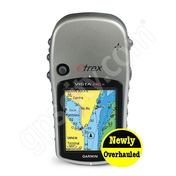 Garmin Refurbished eTrex Vista HCx