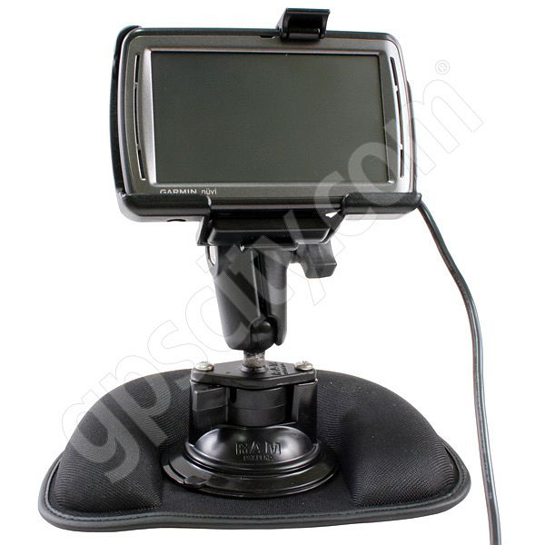 Arkon Mini Friction Dashboard Mount with Safety Hook SM012 Additional Photo #3