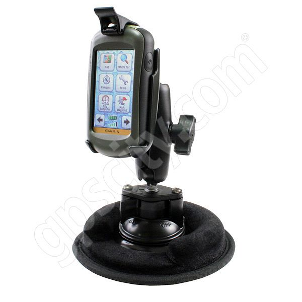 RAM Mount Garmin GPSMAP 60 and Astro Non Skid Suction Mount Additional Photo #9