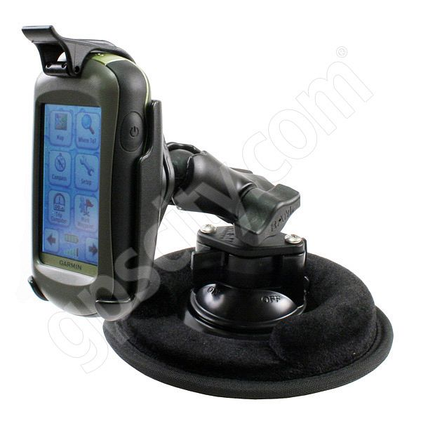 RAM Mount Garmin GPSMAP 60 and Astro Non Skid Suction Mount Additional Photo #10