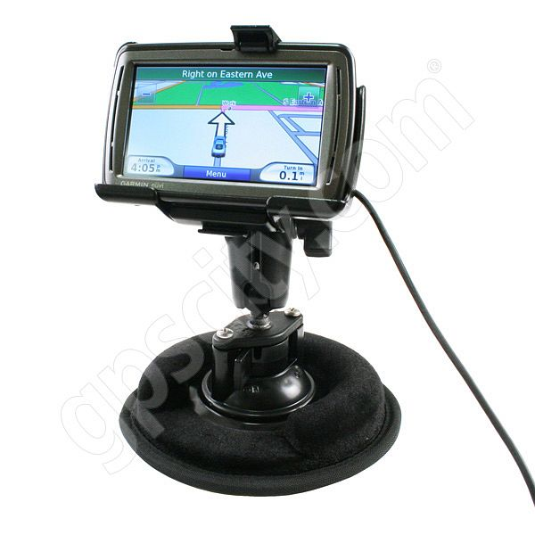 RAM Mount Garmin GPSMAP 60 and Astro Non Skid Suction Mount Additional Photo #7