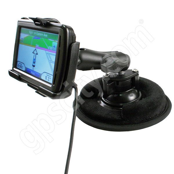 RAM Mount Garmin GPSMAP 60 and Astro Non Skid Suction Mount Additional Photo #8
