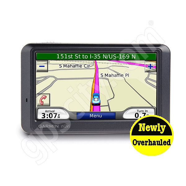 Garmin Refurbished Nuvi 760