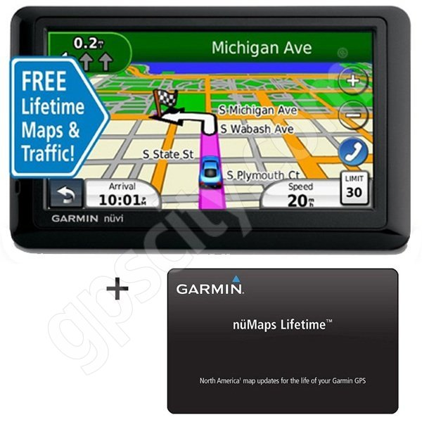 Garmin Nuvi 1490 LMT Upgrade Package