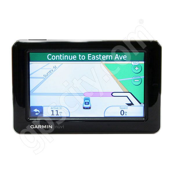 Garmin Nuvi 1690 Intelligent Navigator GPS for Canada Additional Photo #3