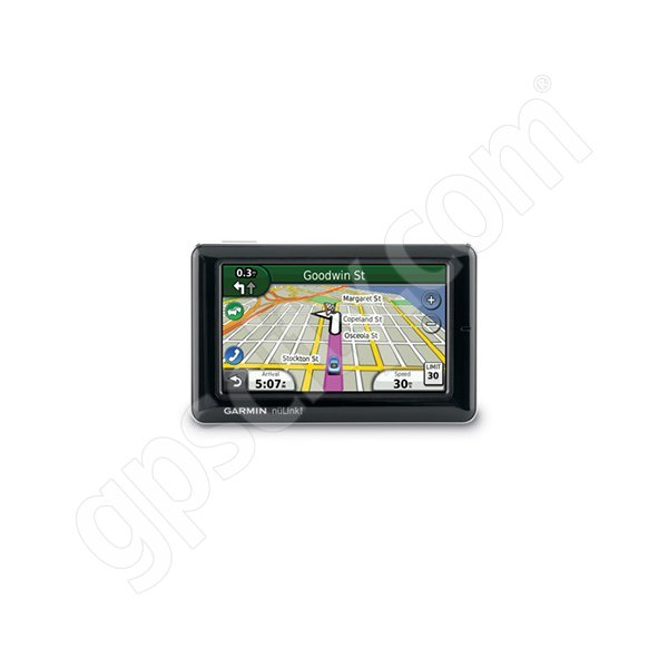Garmin nuLink! 1695 Intelligent Navigator GPS for Canada