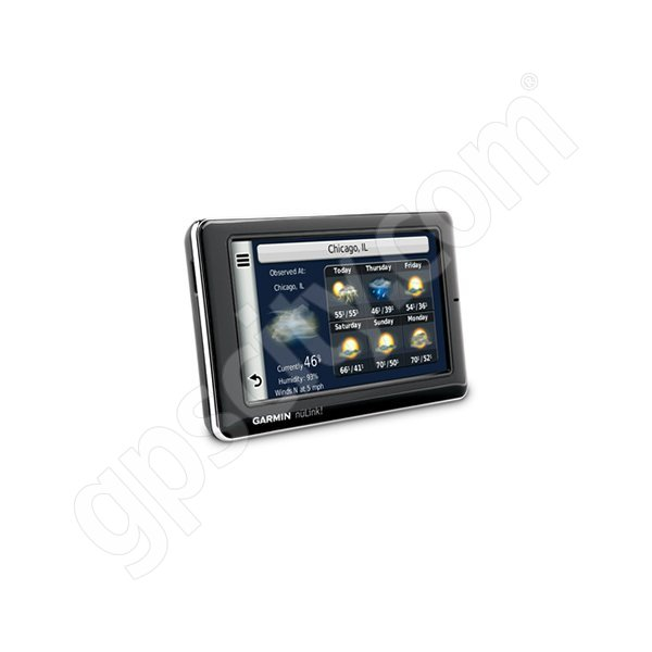 Garmin nuLink! 1695 Intelligent Navigator GPS for Canada Additional Photo #1