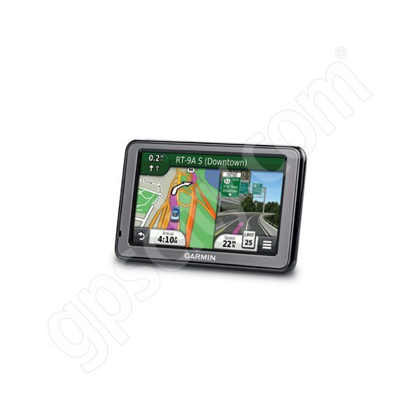 Garmin Nuvi 2455LMT with Lifetime Traffic and Map Updates Additional Photo #2