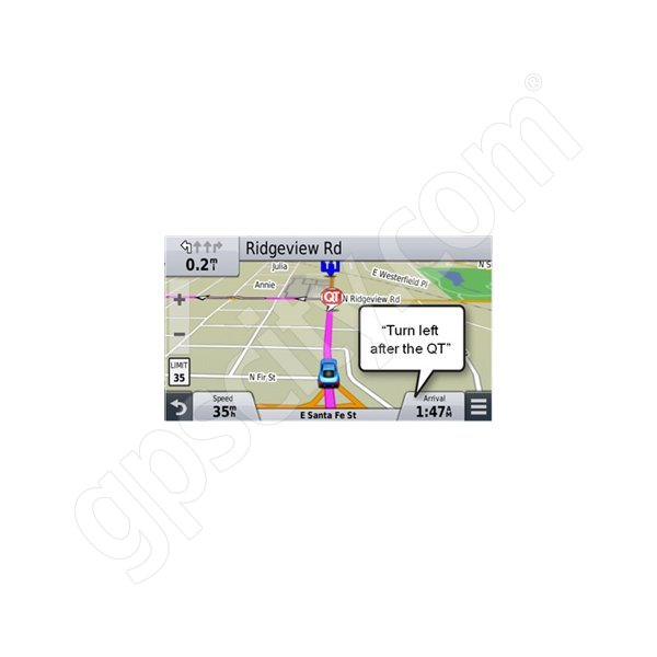 nuvi 2559LMT Automotive GPS with 5 inch Glass Display with North America,  Europe Maps, Lifetime Maps and Traffic