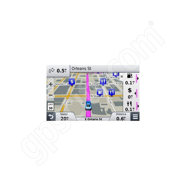 Garmin Nuvi 2577LT Additional Photo #7