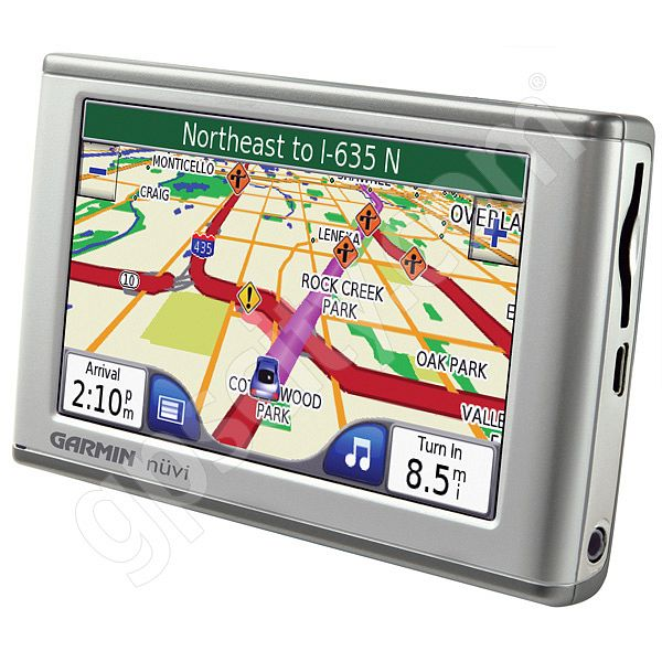 Garmin Nuvi 650 Additional Photo #2