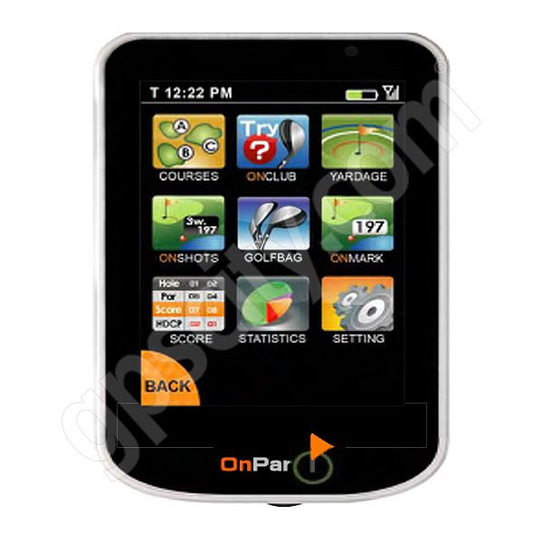 Savant OnPar Golf GPS